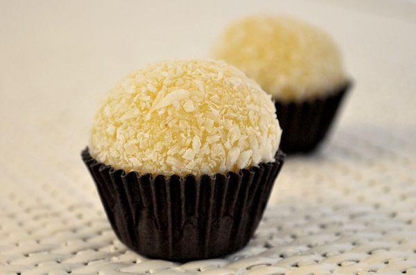 Coconut Brigadeiros Recipes — Dishmaps
